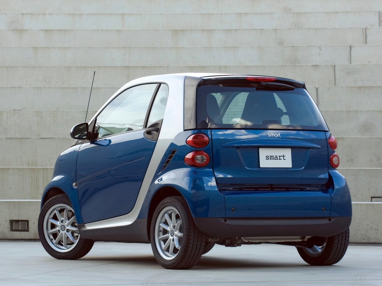 Smart Fortwo 1.0 2008 photo - 12