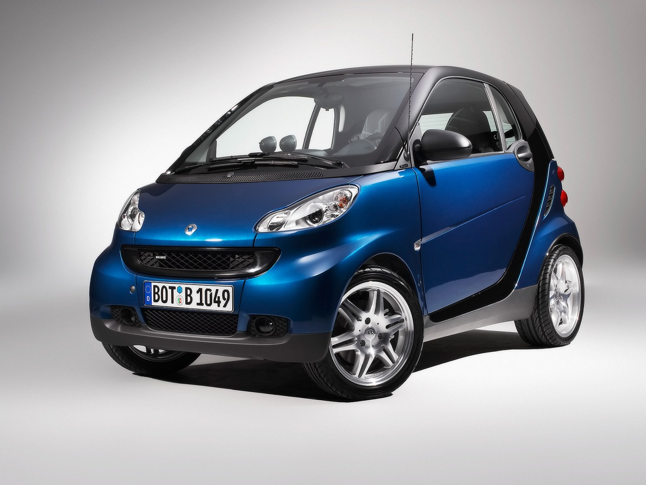Smart Fortwo 1.0 2008 photo - 4