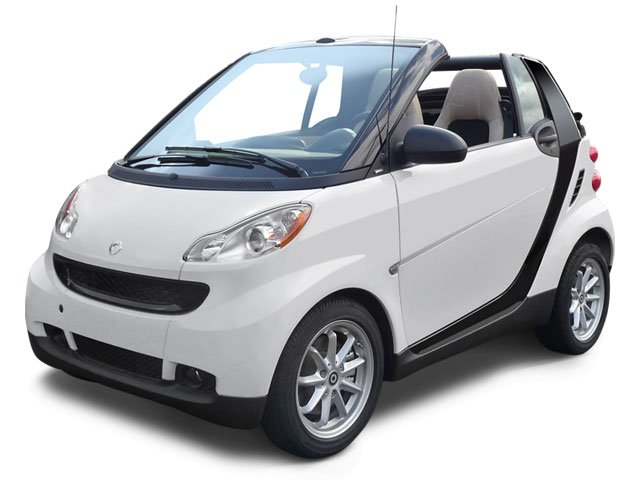 Smart Fortwo 1.0 2009 photo - 1