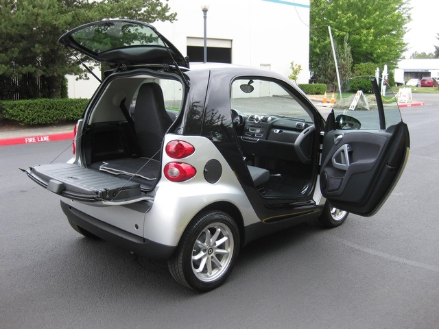 Smart Fortwo 1.0 2009 photo - 12
