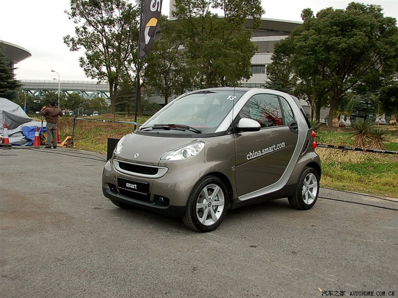 Smart Fortwo 1.0 2009 photo - 3