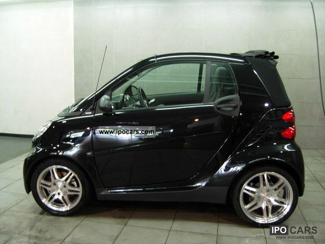 Smart Fortwo 1.0 2009 photo - 4