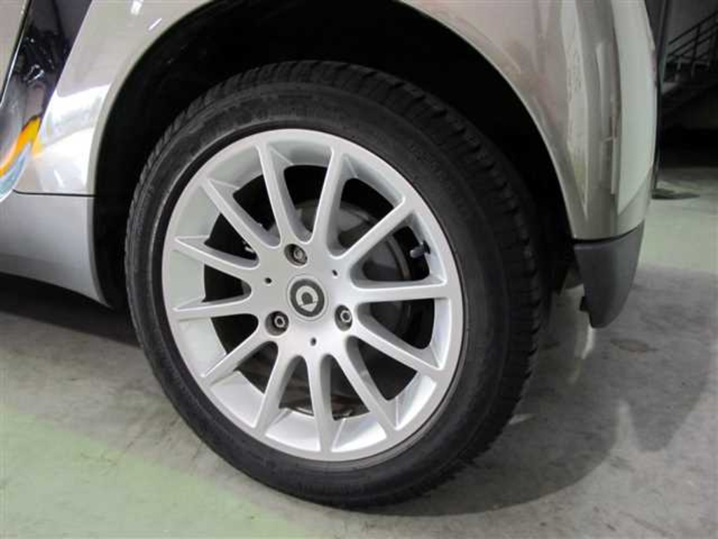 Smart Fortwo 1.0 2009 photo - 9