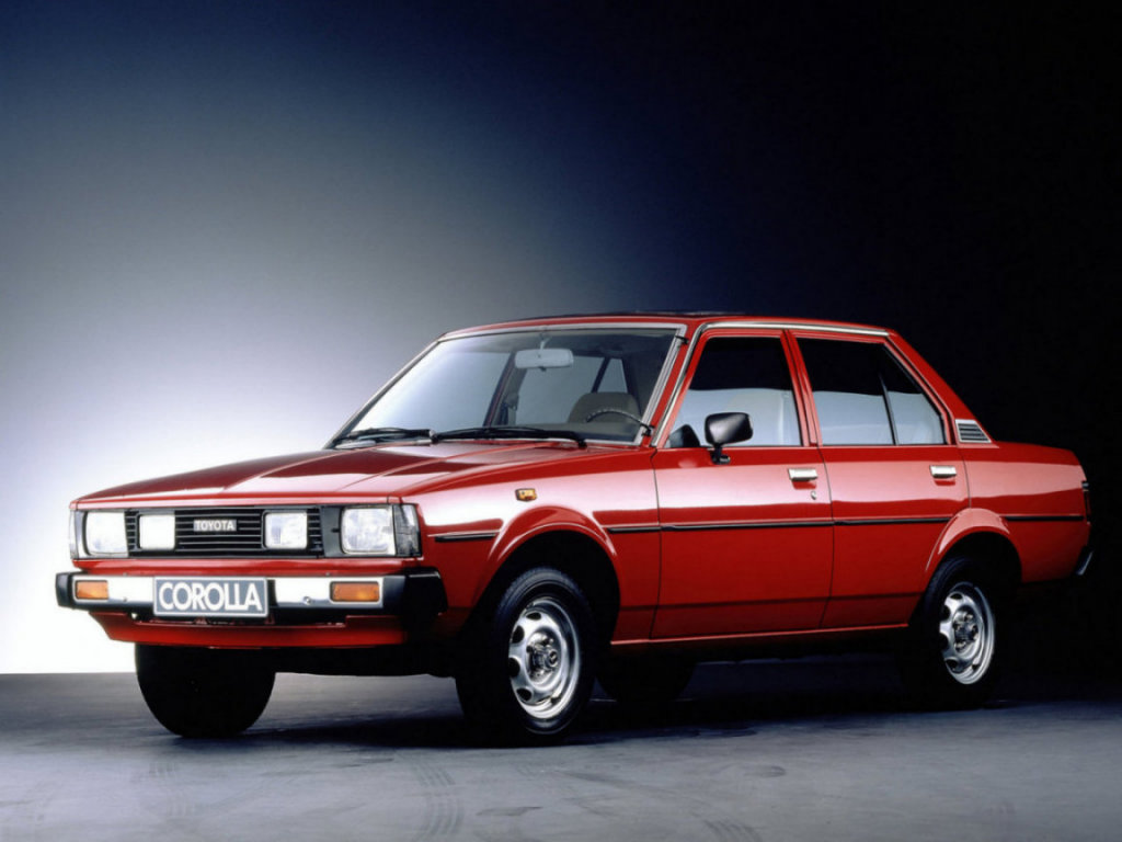 Toyota Corolla 1 6 1980 Technical Specifications Interior And Exterior Photo