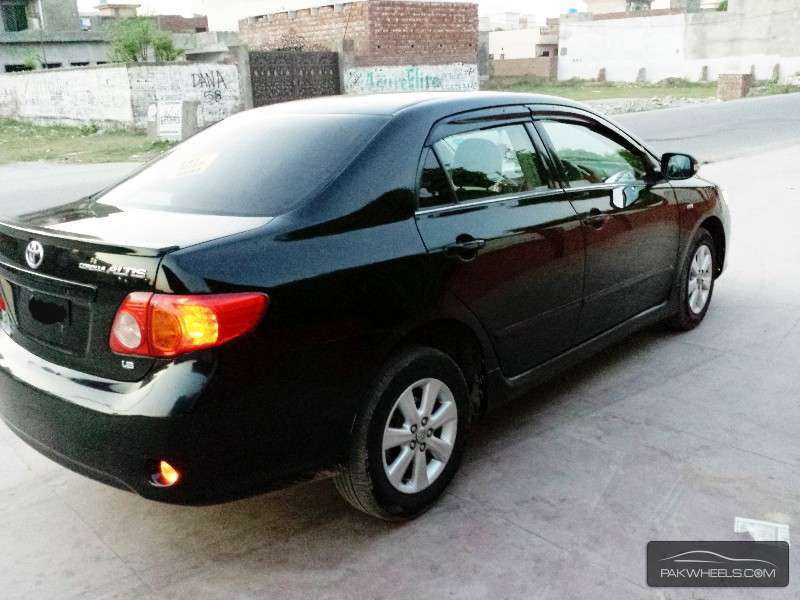 Toyota Corolla 1.8 2009 photo - 1
