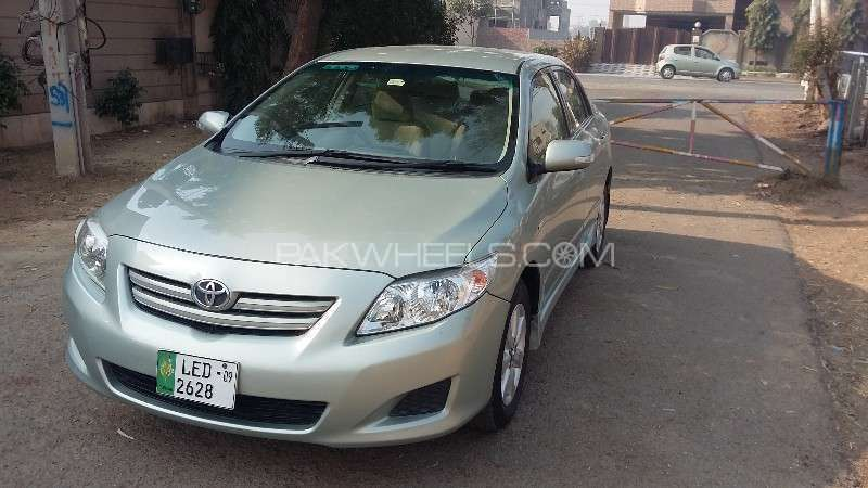 Toyota Corolla 1.8 2009 photo - 10