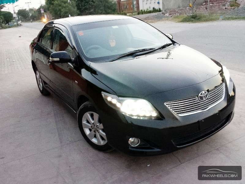 Toyota Corolla 1.8 2009 photo - 2