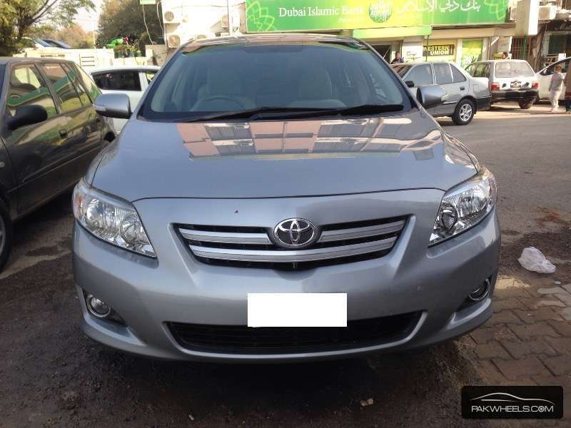 Toyota Corolla 1.8 2009 photo - 3