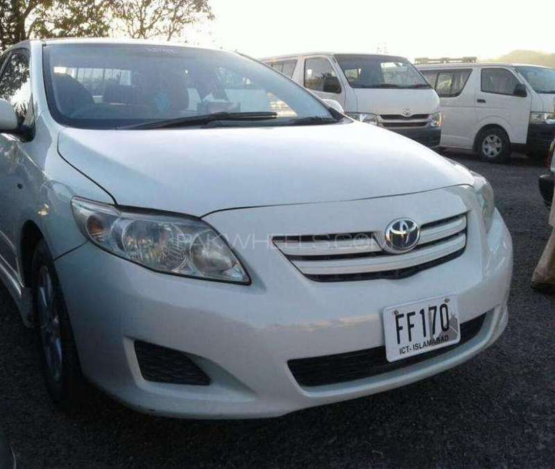 Toyota Corolla 1.8 2009 photo - 6
