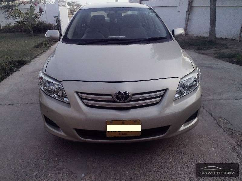 Toyota Corolla 1.8 2009 photo - 7