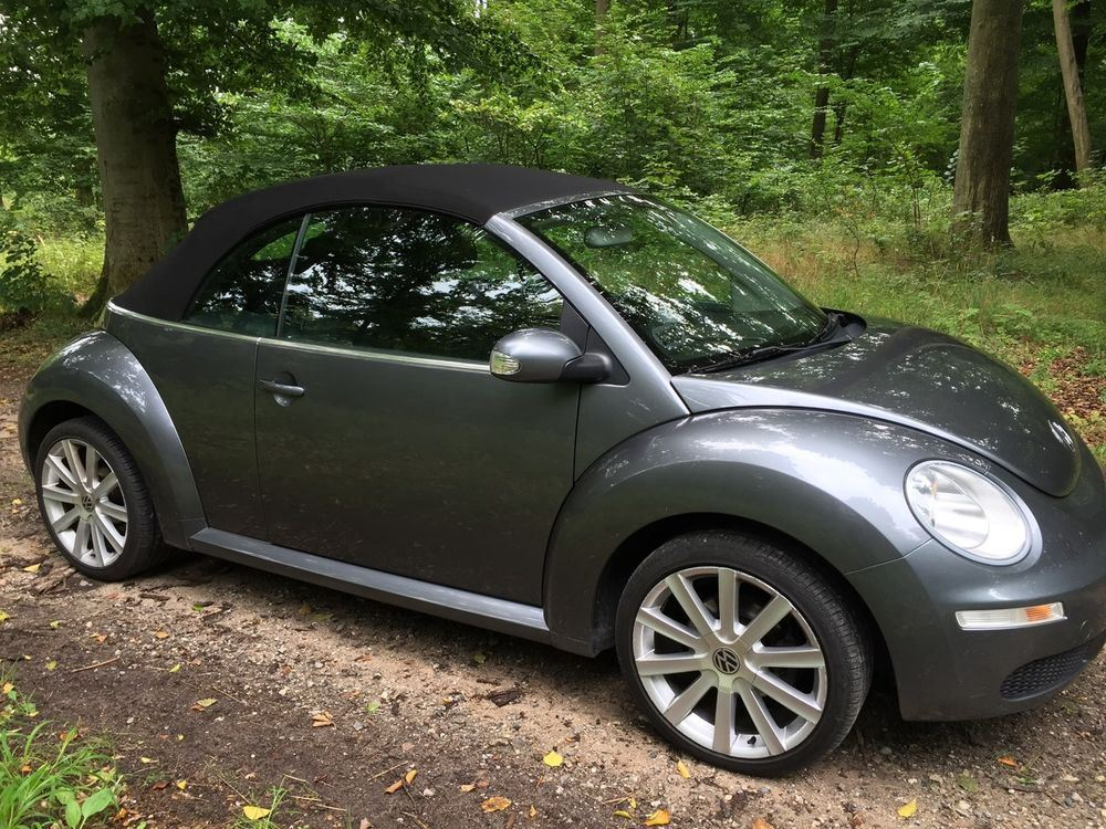 Volkswagen Beetle 1.6 1988 photo - 8