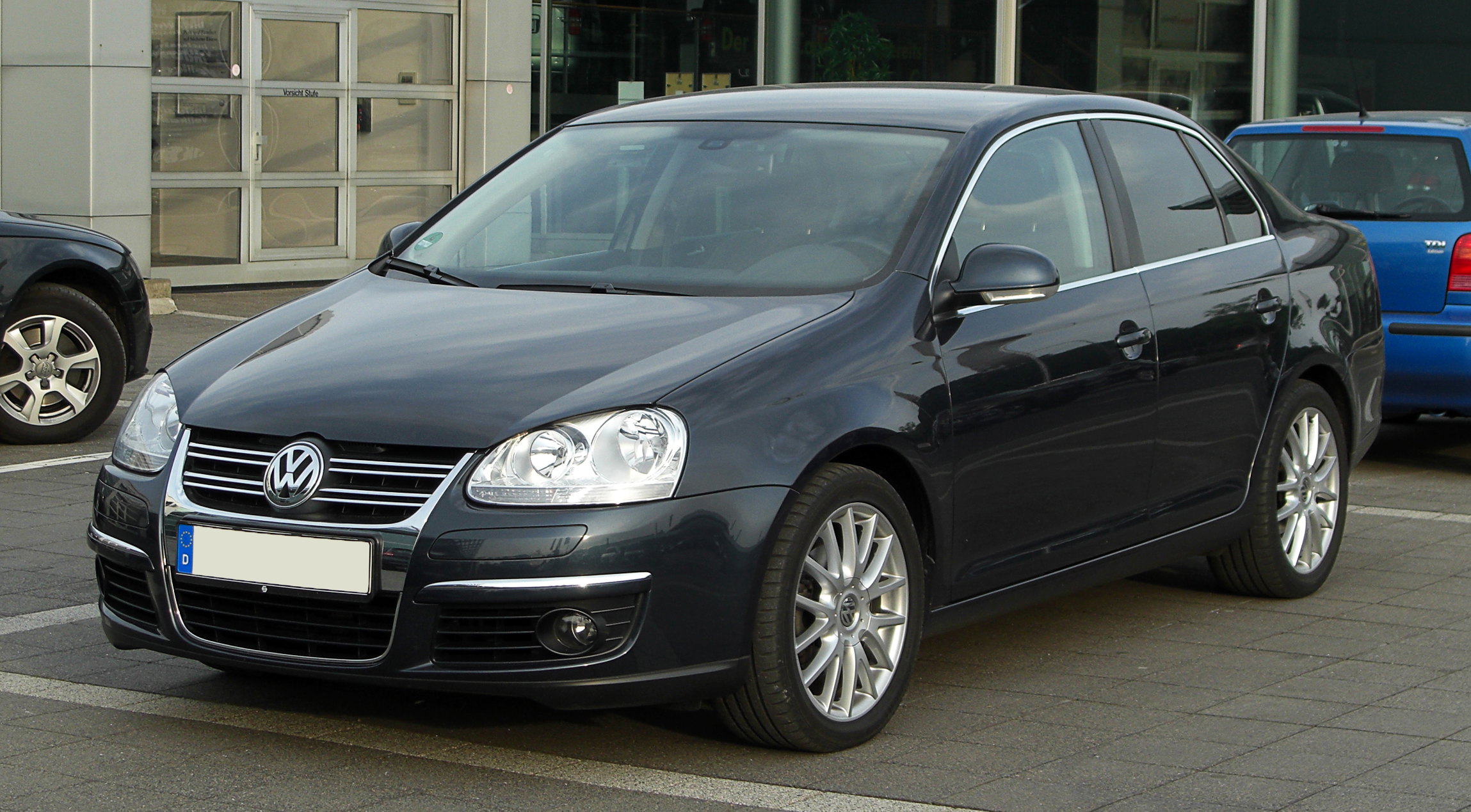 Volkswagen Jetta 2.3 2000 photo - 7