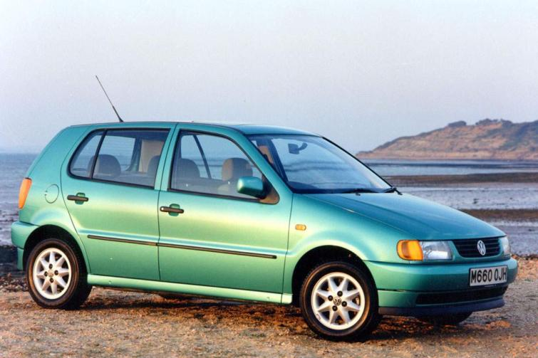 Volkswagen Polo 1 4 1990 Technical Specifications