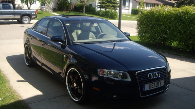 Audi A4 24 2006 Technical specifications  Interior and Exterior