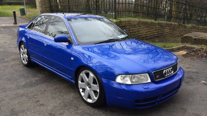 Audi S4 27 1998 Technical Specifications Interior And Exterior Photo