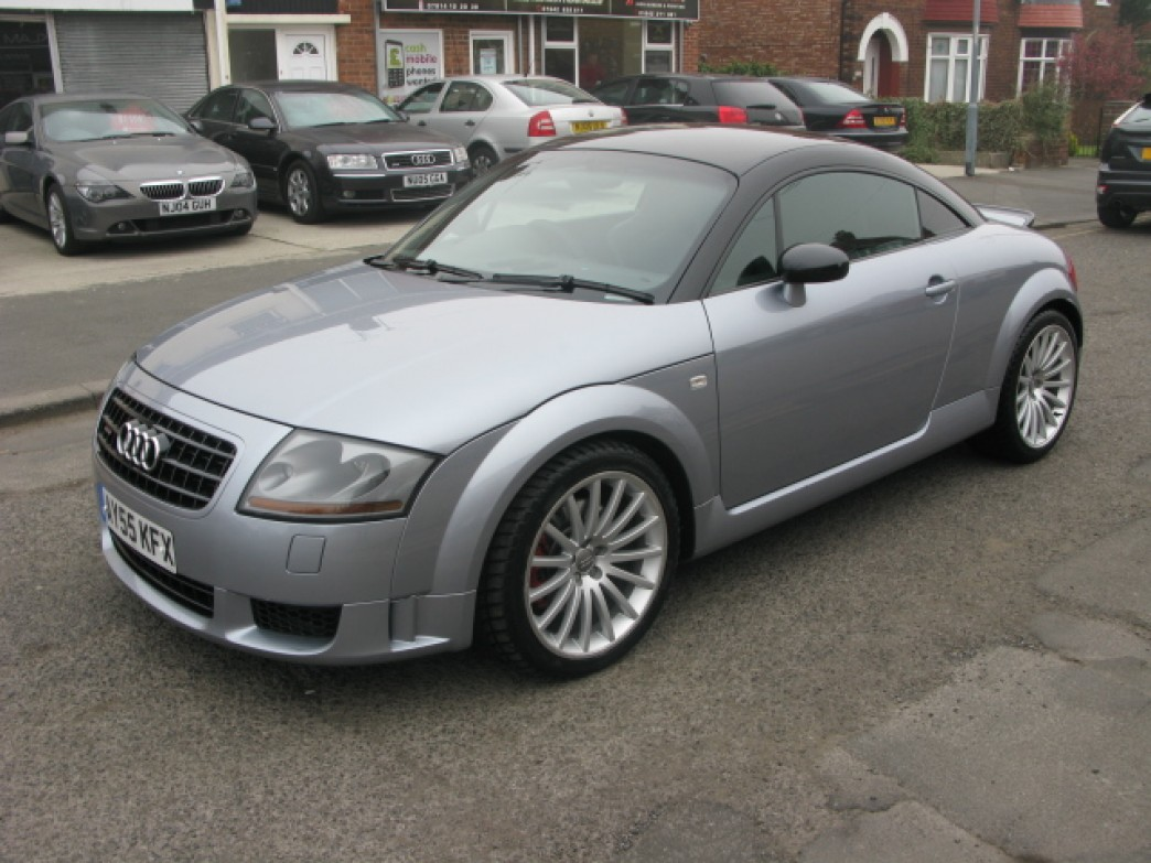 audi tt 1 8 2005 technical specifications interior and exterior photo. Black Bedroom Furniture Sets. Home Design Ideas