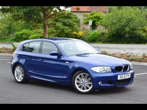 bmw 1 series 116i 2006 technical specifications interior and exterior photo. Black Bedroom Furniture Sets. Home Design Ideas