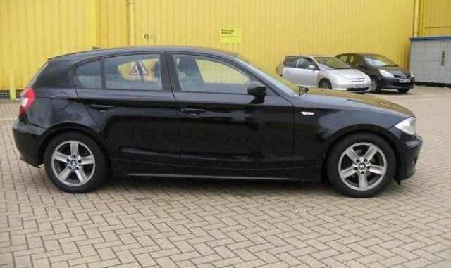 bmw 1 series 118d 2006 technical specifications interior. Black Bedroom Furniture Sets. Home Design Ideas