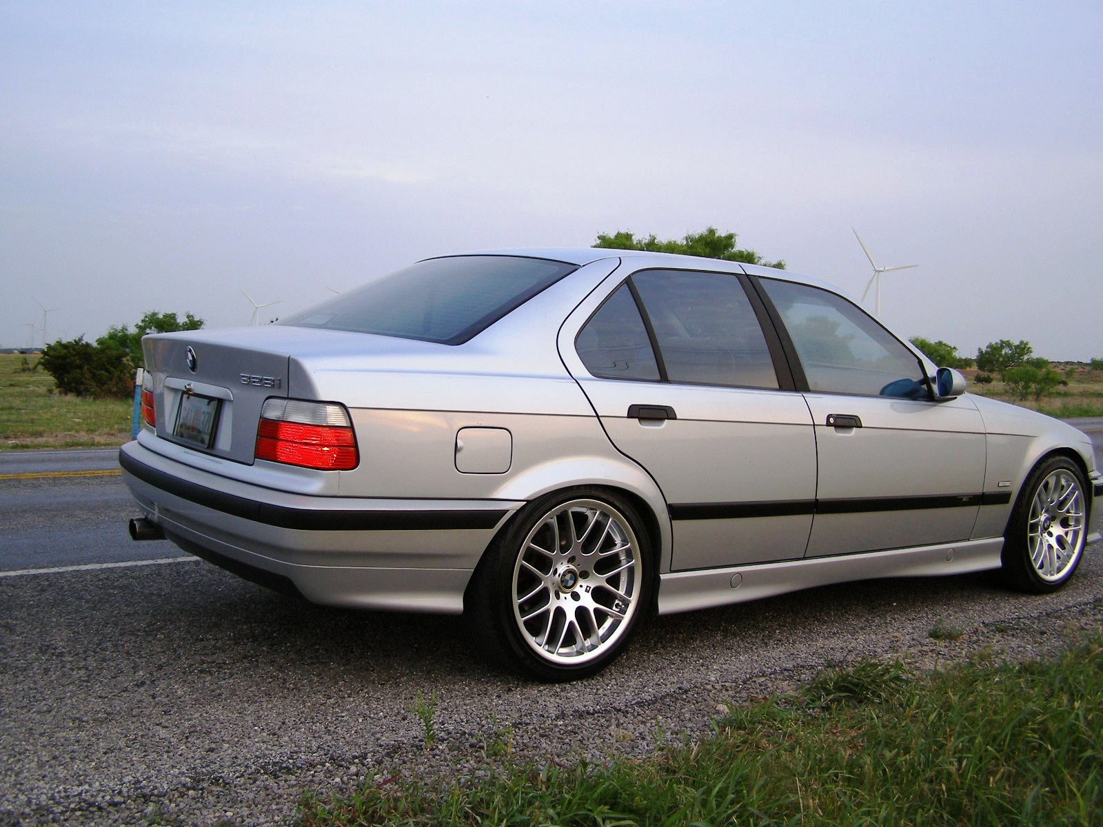 Bmw 3 Series 328i 1997 Technical Specifications