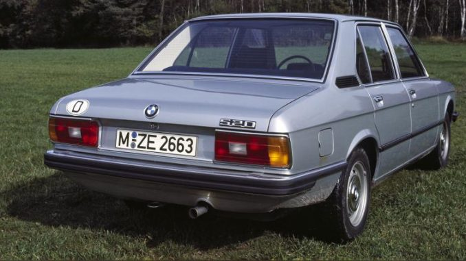 BMW 5 series 520i 1972 Technical specifications | Interior and ...