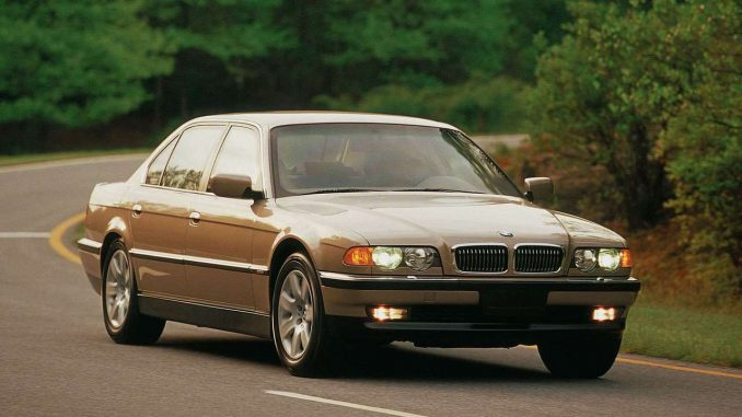 BMW 7 Series 730d 2000 Technical Specifications