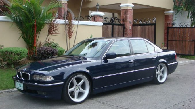 bmw 7 series 740i 1998 technical specifications interior. Black Bedroom Furniture Sets. Home Design Ideas