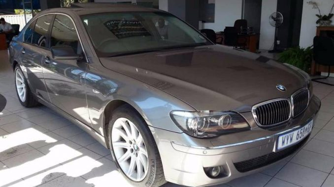 BMW Series I Technical Specifications Interior And - 2005 bmw 740i