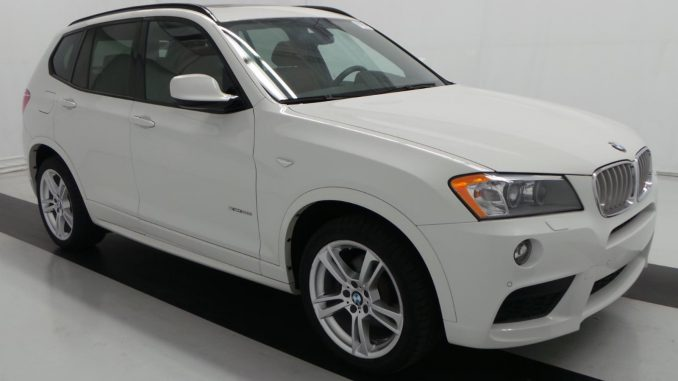 Bmw X3 Xdrive28i 2014 Technical Specifications Interior And