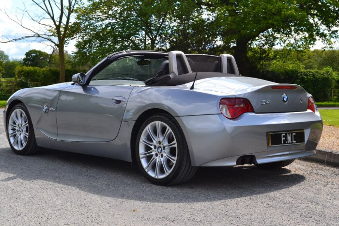 Bmw Z4 2 5si 2006 Technical Specifications Interior And Exterior Photo