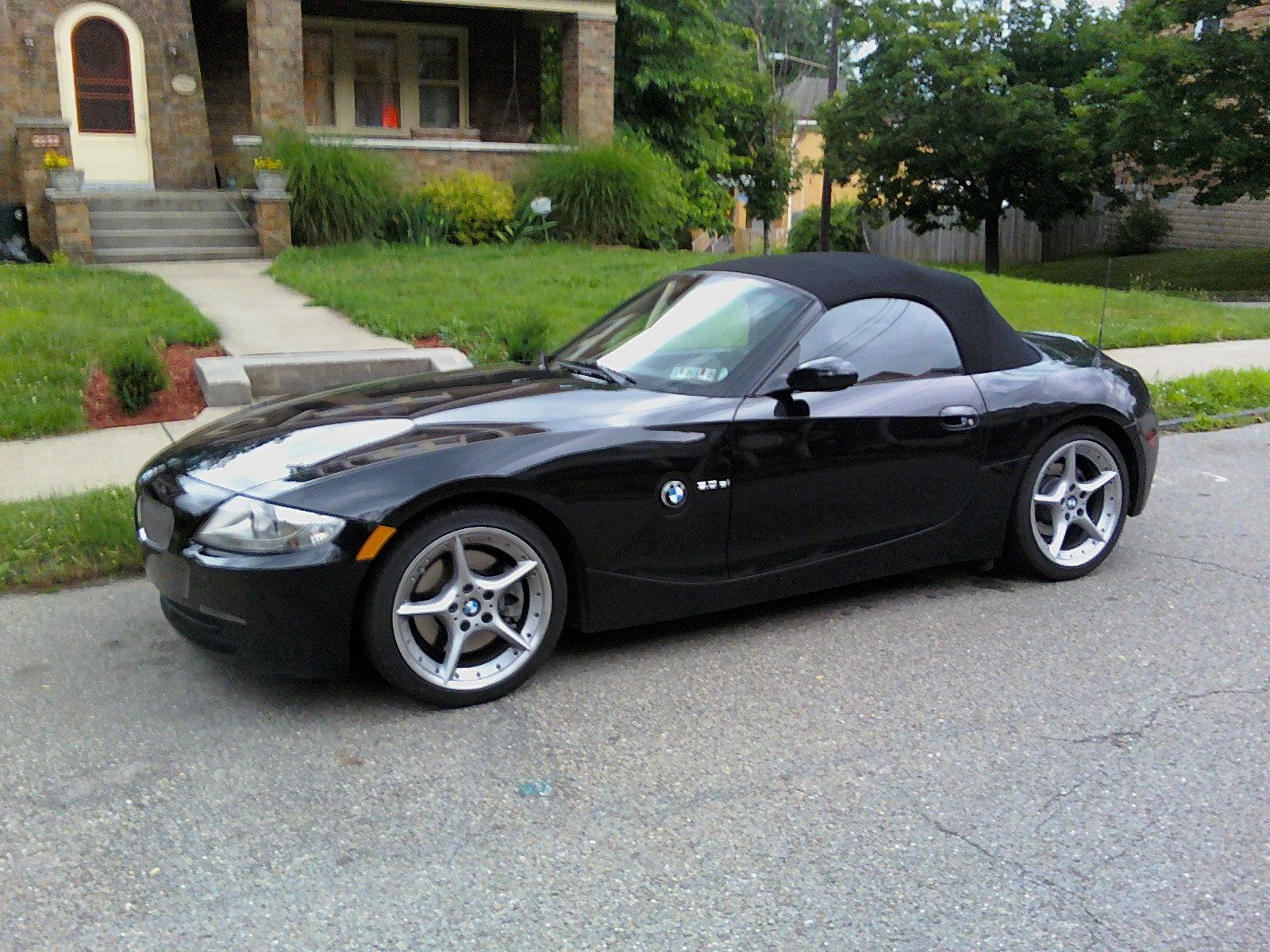 Bmw Z4 3 0si 2008 Technical Specifications Interior And