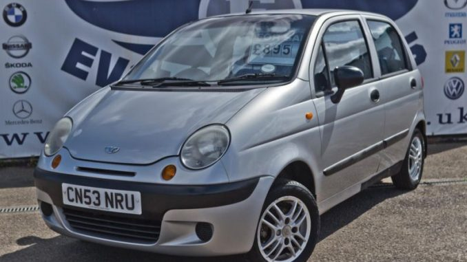 Daewoo Matiz 0.8 2003 Technical specifications | Interior and ...