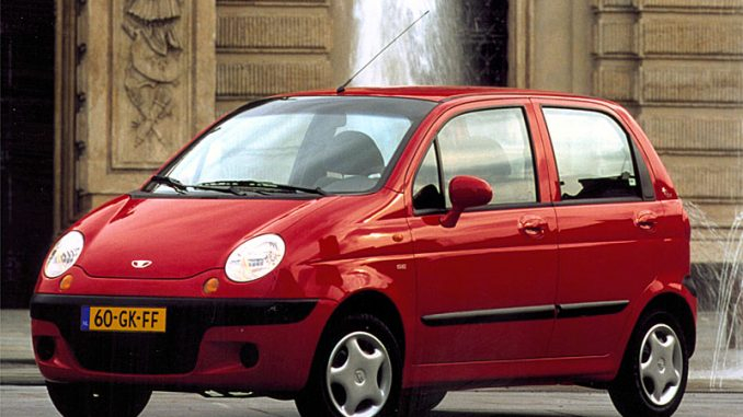 Daewoo Matiz 1.0 2003 Technical specifications | Interior and ...