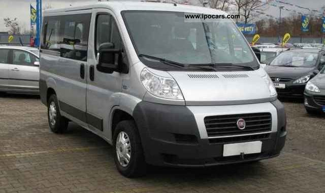 Fiat Ducato 2.3 2009 Technical specifications | Interior and ...
