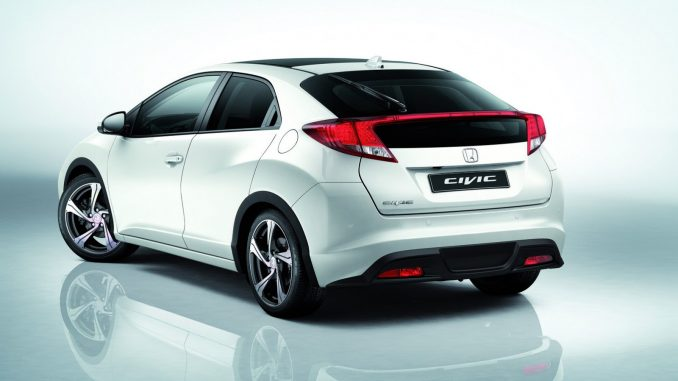 Honda Civic 2 2 2013 Technical Specifications Interior