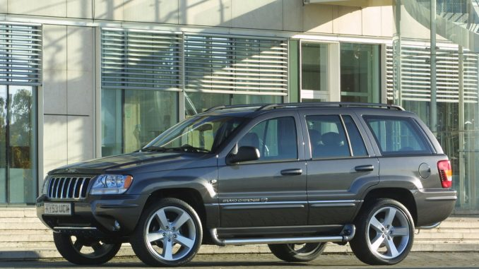 jeep grand cherokee 3 1 2003 technical specifications technical specifications