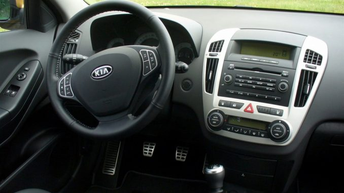 Kia Ceed 2.0 2005 Technical specifications | Interior and Exterior Photo