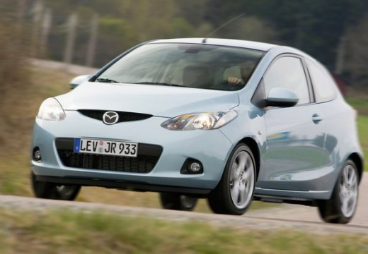 mazda 2 1 6 2010 technical specifications interior and. Black Bedroom Furniture Sets. Home Design Ideas