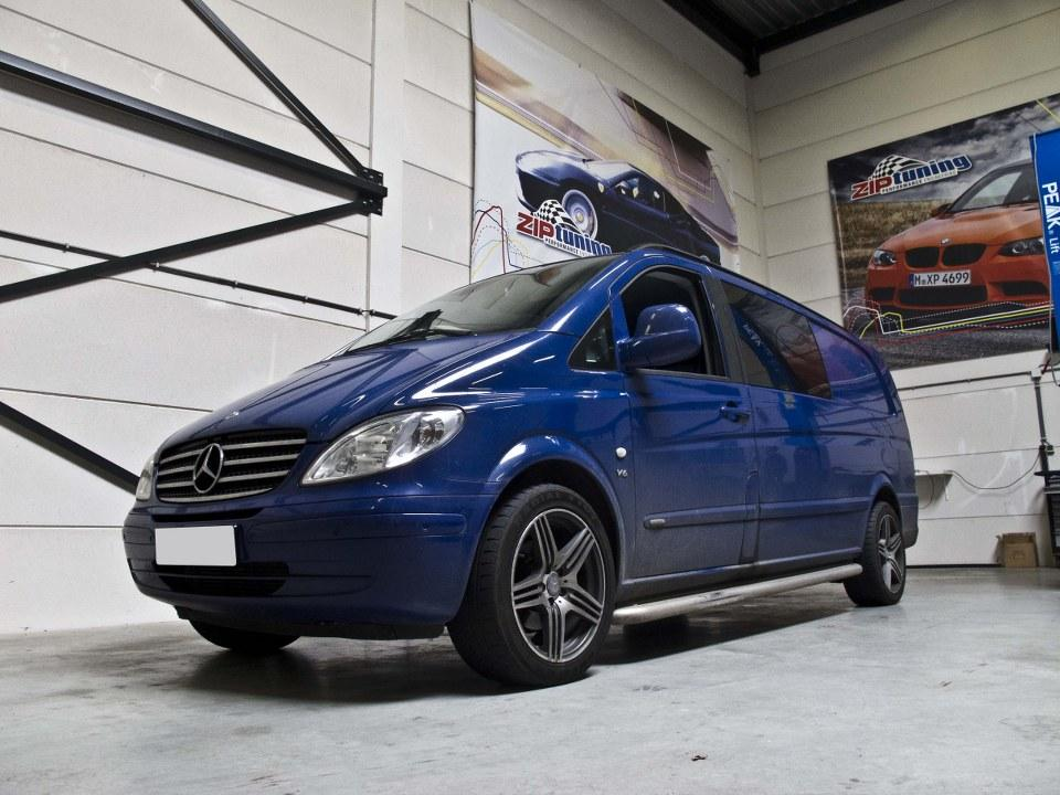 Mercedes-Benz Vito 122 2004 Technical specifications ...