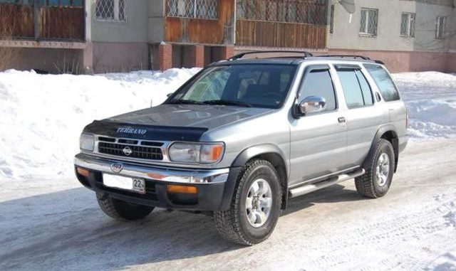 nissan pathfinder 3 3 1998 technical specifications. Black Bedroom Furniture Sets. Home Design Ideas