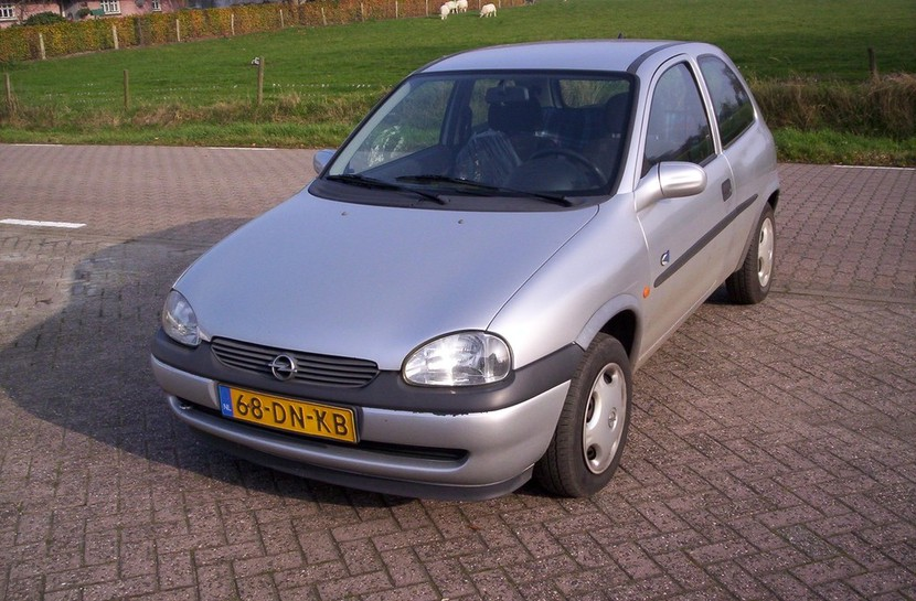 Opel Corsa 1.2 1999 - Technical specifications