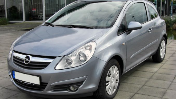 opel corsa 1 2 2005 technical specifications interior and exterior photo. Black Bedroom Furniture Sets. Home Design Ideas