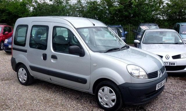 Renault Kangoo 16 2006 Technical Specifications Interior And