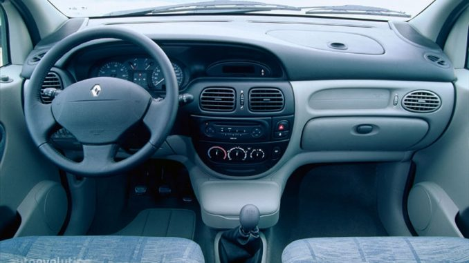 Renault Scenic 1.9 2000 Technical specifications | Interior and ...