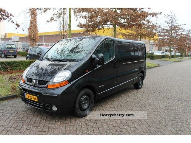 renault trafic 2 5 2006 technical specifications. Black Bedroom Furniture Sets. Home Design Ideas