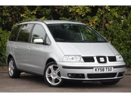 seat alhambra 2 0 2008 technical specifications interior. Black Bedroom Furniture Sets. Home Design Ideas