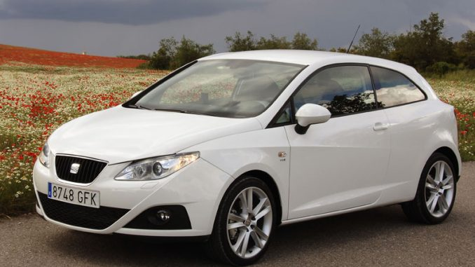 seat ibiza 1 6 2009 technical specifications interior and exterior photo. Black Bedroom Furniture Sets. Home Design Ideas