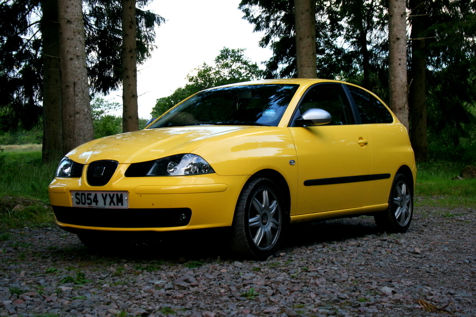seat ibiza 2 0 2004 technical specifications interior and exterior photo. Black Bedroom Furniture Sets. Home Design Ideas