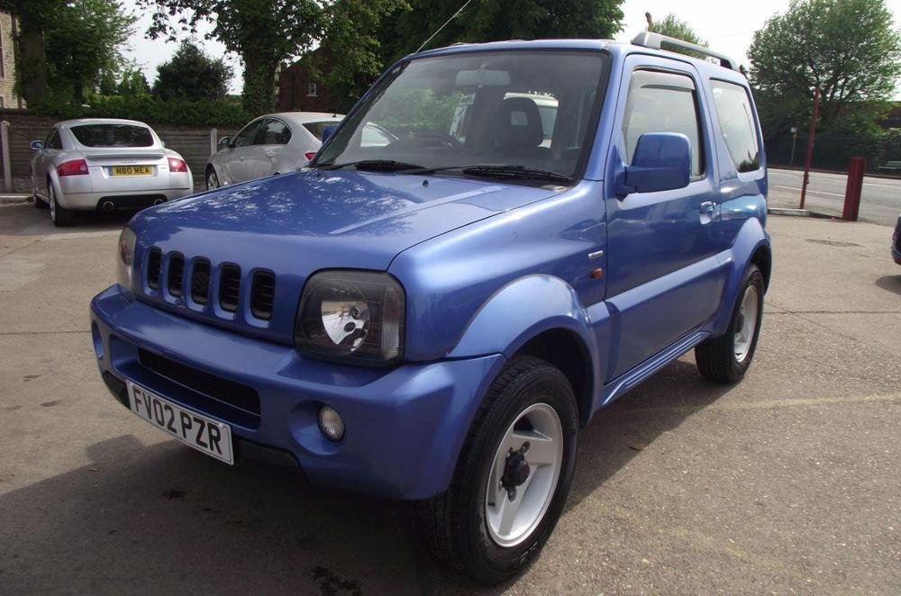suzuki jimny 1 3 2002 technical specifications interior. Black Bedroom Furniture Sets. Home Design Ideas