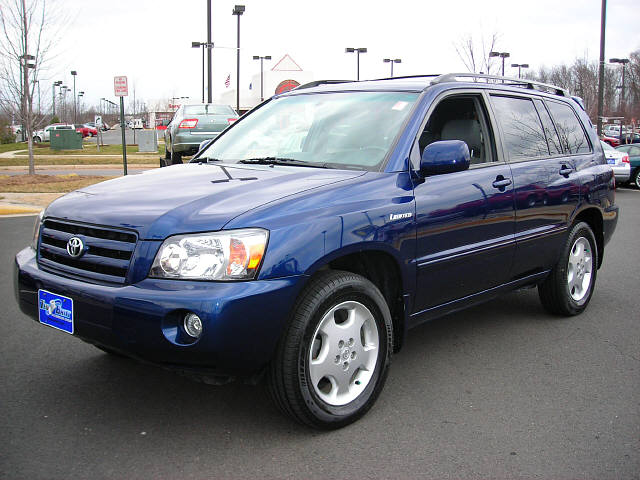 toyota highlander 2 4 2004 technical specifications. Black Bedroom Furniture Sets. Home Design Ideas