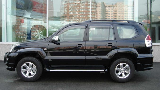 Toyota Land Cruiser Prado 3 0 2008 Technical Specifications